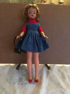Vintage 1960's Tammy Doll By Ideal