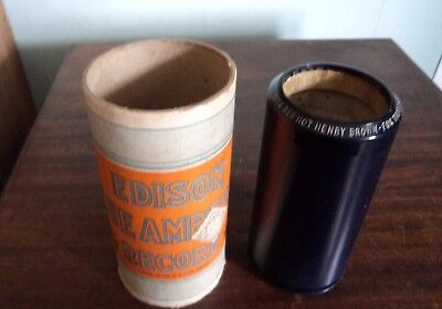 Edison phonograph 4min cylinder No.5056 Red hot Henry Brown