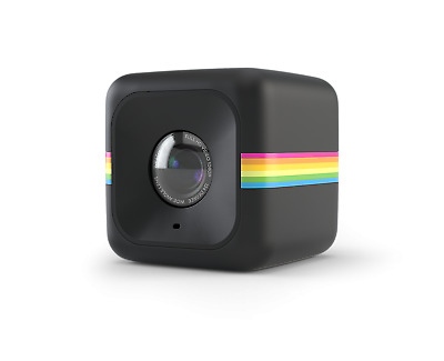 NEW! EPolaroid Cube HD 1080p Lifestyle Action Video Camera (Black)