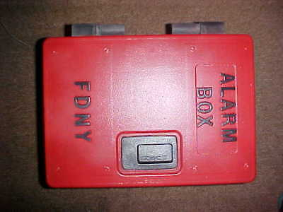 FDNY Fire Alarm Emergency Call Box Telephone old Phone not gamewell Fireman