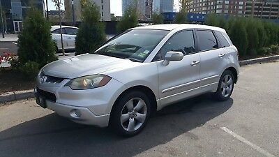 2007 Acura RDX  Perfect 2007 acura rdx tech package very clean