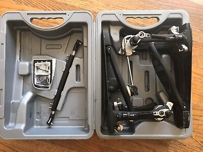 Tama Iron Cobra PowerGlide P-900 Double Pedal Double Chain with case