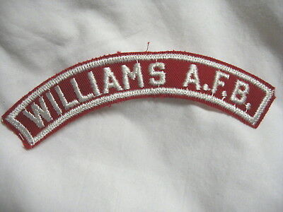 WoW! Early 1960s Original Williams AFB Community Strip New Old Stock  Boy Scouts