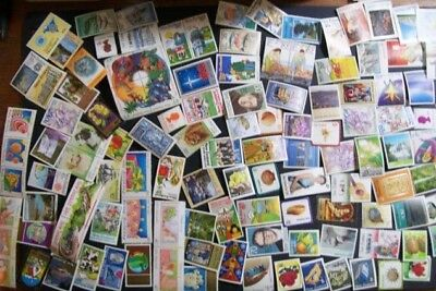 New Zealand - 232 different MINT stamps, good range (14M)