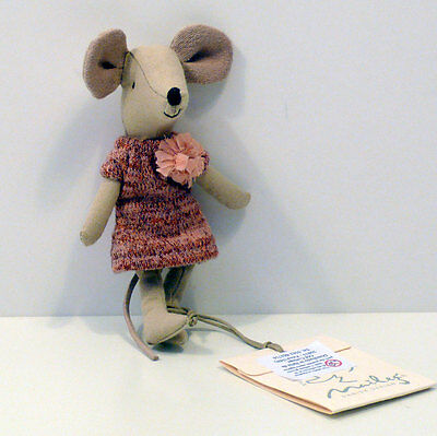 Maileg Mouse Big Sister Winter Topina Invernale
