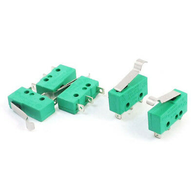 5 AC 125 V 5 A Part CNC Mill Green Hinge Lever Mini KW 4 - 3 Z - 3 Switch N7K4