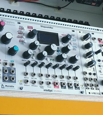 Intellijel Shapeshifter Eurorack Wavetable VCO
