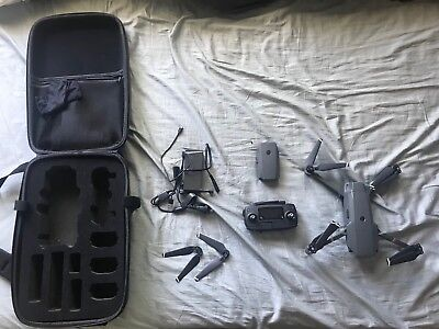 Dji Mavic Pro - Extra Battery & Case - Hardly Used
