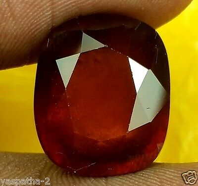 16.81 CT Hessonite 100% Natural GIE Certified Ceyloni Mines Rare Quality Gem