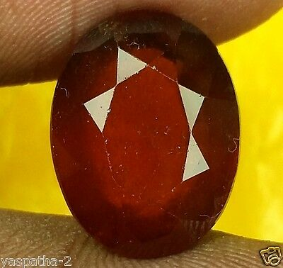 11.69 CT Ceylon Hessonite 100% Natural GIE Certified Rare Quality Marvelous Gem