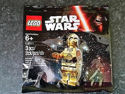 Lego Star Wars 5002948 - C-3PO (red arm) .  New and sealed