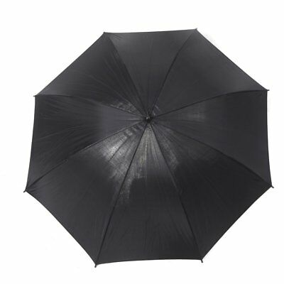 83cm 33in Studio Photo Strobe Flash Light Reflector Black Umbrella N4K1
