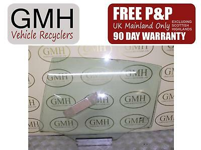 Vauxhall Astra Left Passenger N/s Rear Door Window Glass 43R007023  1998-2005↕