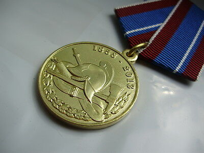 Belarusian Firefighting & Rescue  department medal.