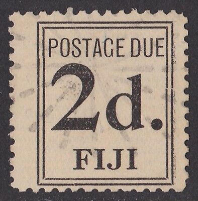 Fiji : 1917 Postage Due 2d, wide setting.