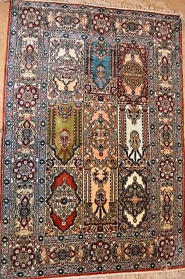 Super fine, very high quality  Persian,Qum silk on silk rug