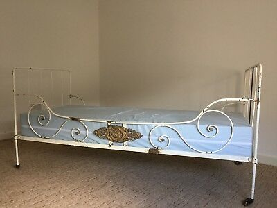 Metal French Bed