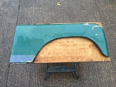 Land Rover series 2 / 2a / 3 Drivers side wing. Offside Wing Side Panel