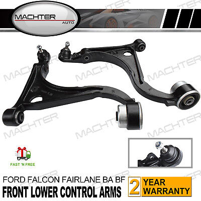 For Ford Falcon Front Lower Control Arms AU Series 2 BA BF 2000-2010 Models