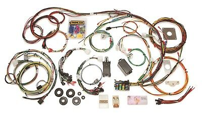 Painless Wiring 20120 22 Circuit Direct Fit Mustang Chassis Harness