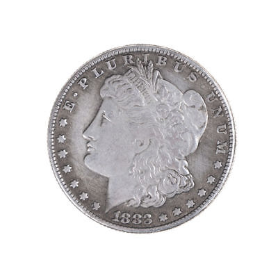 United States Morgan Collection Gift 1883 Moore Commemorative Silver Coins