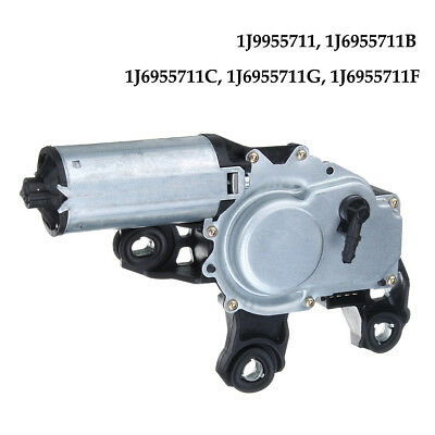 Rear Wiper Motor For VW Golf Bora Seat Leon Toledo Skoda Fabia Octavia 1J9955711