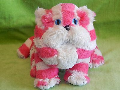 "Genuine Very Soft Plush Bagpuss Microwave Warm Hottie Comforter 15"" head to tail"