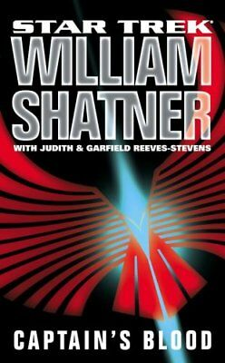 Captain's Blood by William Shatner 9780671021306 (Paperback, 2005)