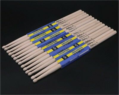 12pcs Drum Stick 5A Drumstick Maple High Quality Wood Premium School Child