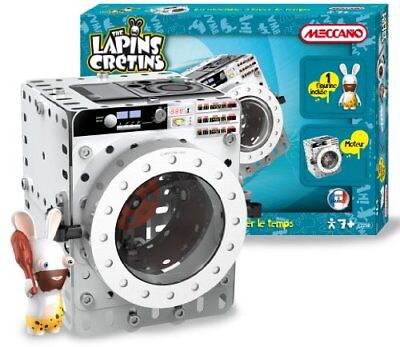 Meccano Rabbids : Time Washing Machine
