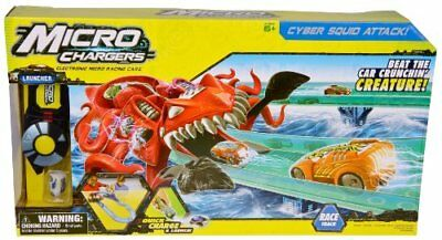 Micro Chargers Cyber Squid Attack Race Track