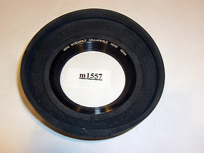 Hoya 52Mm 52 Mm Wide Angle Collapsible Lens Hood - Good Condition