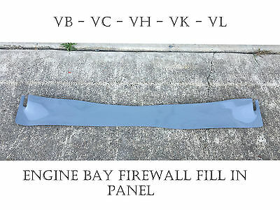 Vb-Vc-Vh-Vk-Vl Commodore Engine Bay Firewall Fill In Panel