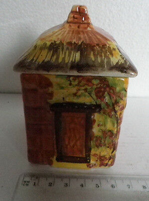 Price Bros Cottage Ware made in England little pot with lid