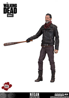 "Walking Dead TV Series Negan 5"" Action Figure McFarlane IN STOCK"