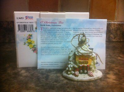 Lilliput Lane O' Christmas Tree-L3653