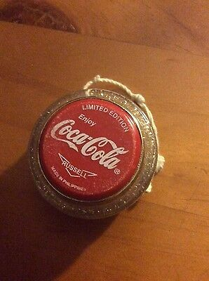 coke yoyo limited edition Russell