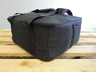 Food Delivery Bags Hot Takeaway Bag Indian Chinese Carry Food Pizzas Black T6