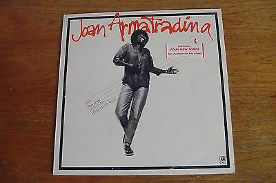 "How Cruel, Joan Armatrading, A&M, 12"" Mini Album, 63302, 1979, Netherlands."