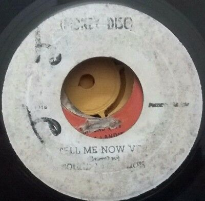 Marcia Griffiths - Tell Me Now - Money Disc Records - Ska, Reggae, Roots