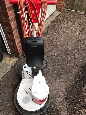 "Victor Europa 400 High Speed, 17""Floor Scrubber Buffer Polisher & Vacuum Cleaner"