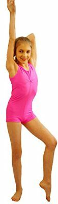 Dance-Dancewear-Stage-Show-Gymnastics-Biketard LYCRA UNITARD available in a