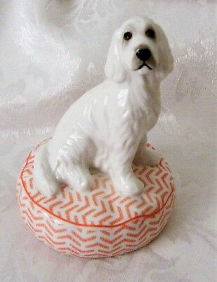 Royal Doulton Top Dogs Figurine Spaniel OLLIE  9 cm New in Box