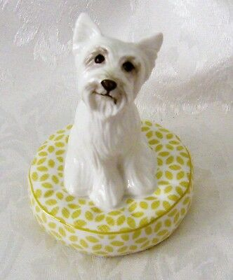Royal Doulton Top Dogs Figurine Yorkshire Terrier DOODLE  9 cm New in Box