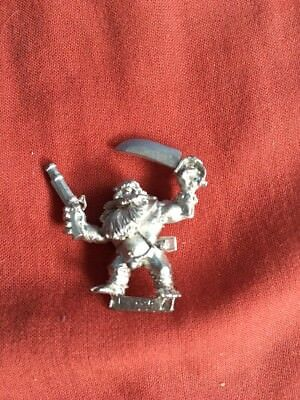 Dwarf Slayer Pirate (Warhammer, Games Workshop, Citadel)