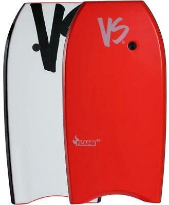 VS BODYBOARDS Flame In Red EPS Core Bodyboard 17/18 Model
