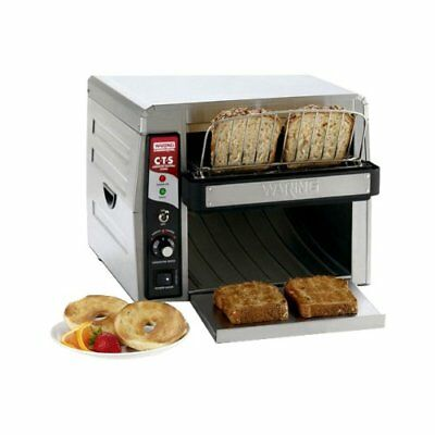Waring  CTS1000 450 Slices/Hr Commercial Conveyor Toaster