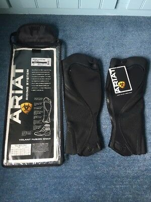 Ariat Volant Fusion Chaps. Bnwt Size Large
