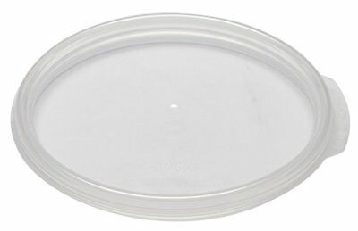 Cambro RFS12SCPP190 Cover for 12 18 & 22 Quart Camwear Round Food Storage Con...