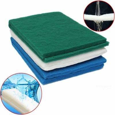 Cotton Pond Fish Tank Aquarium Sponge Biochemical Filter Filtration Pad